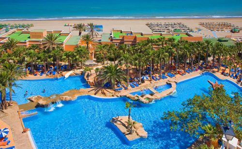 Hotel Playacapricho - all inclusive